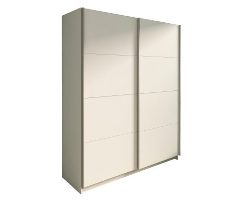 1035 Sliding 2 Door Wardrobe
