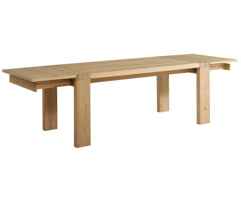 Aaron French Oak Table Extensions