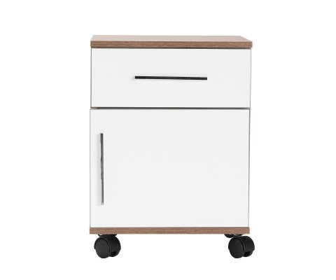 Active Night Stand 1 Door 1 Drawer