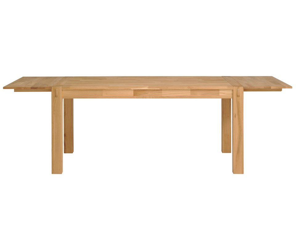 Adam French Oak Dining Table Extensions : Adam Wide Dining Table 3 960x800 from www.roomsmart.com size 960 x 800 jpeg 33kB