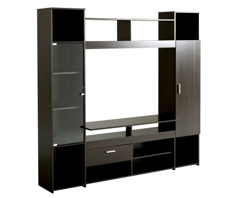 Amber TV Wall Unit