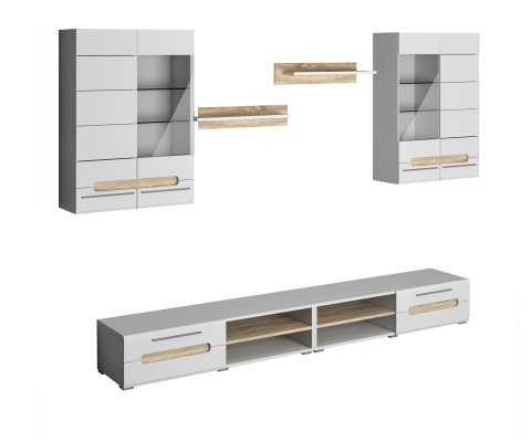 Bianko TV Wall Unit