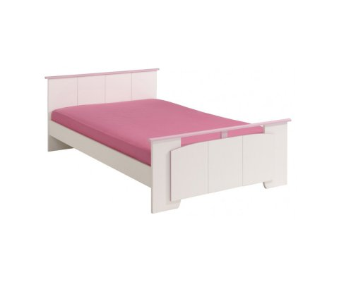 Beautiful Twin Bed (Mattress included)
