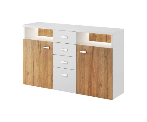 Bota Sideboard with 2 Doors and 4 Drawers
