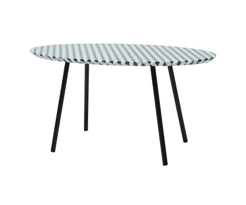 Candy Oval Low Table