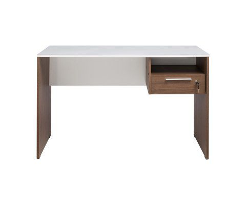 Concept Desk with Lock Drawer