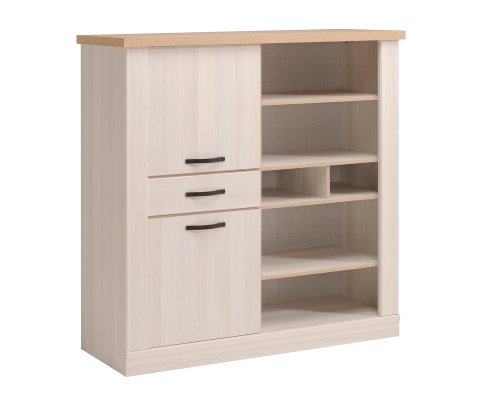 Craft Dishes Cabinet