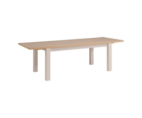 Craft Dining Table with Extension
