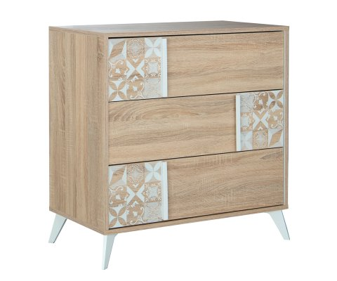 Chloe Chest 3 Drawers
