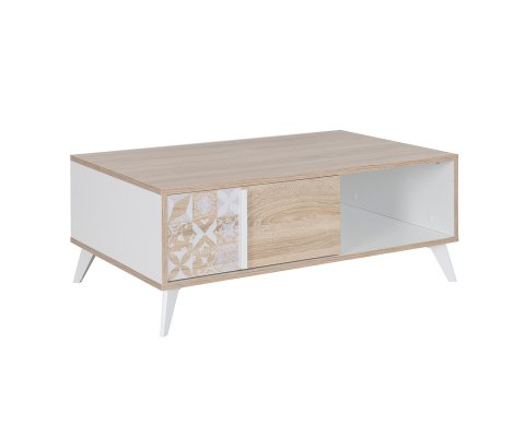 Chloe Coffee Table 1 Drawer