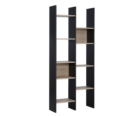 Black Bookcase Queens