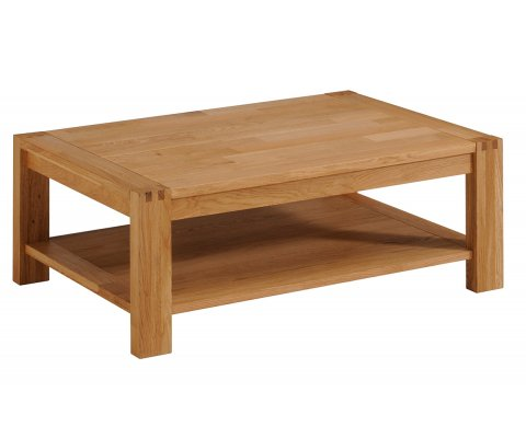 Ethan French Oak Coffee Table