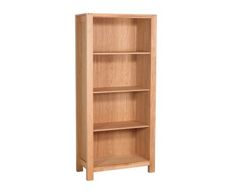 Ethan Open Shelves Bookcase