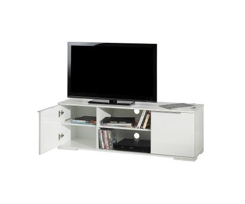 Flat Line Mega Wide‐Division Doors Tv Cabinet