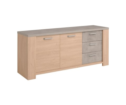 Gossip Sideboard with 2 Doors and 3 Drawers
