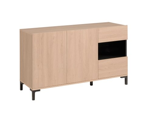 Harlem Sideboard with 2 Doors 2 Drawers
