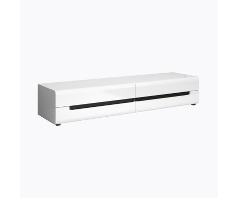 Hektor Gloss Large TV Stand with LED
