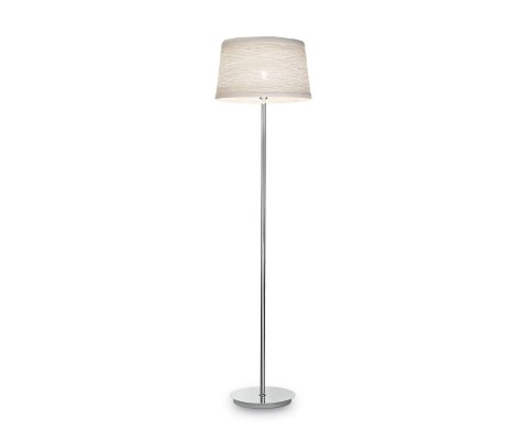 Basket Floor Lamp