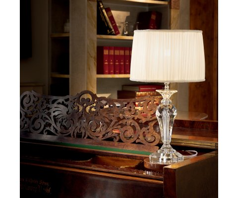Kate-2 Table Lamp Round