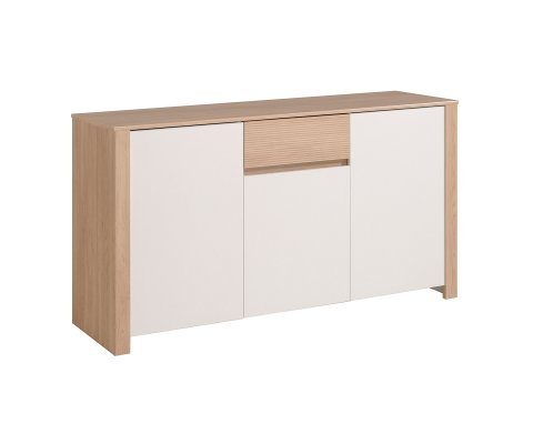 Leone Sideboard with 3 Doors and 1 Drawer