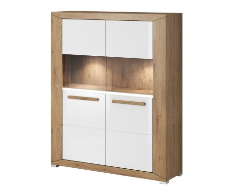 Lumi Dishes Cabinet