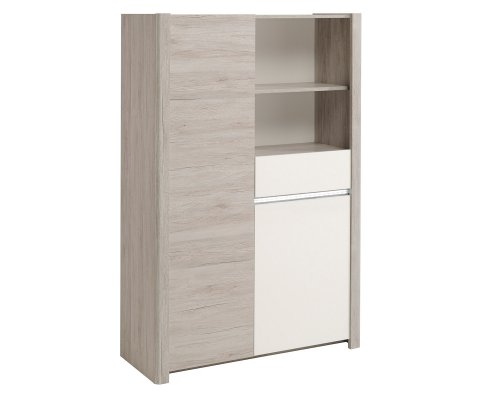 Luneo Dishes Cabinet with LED