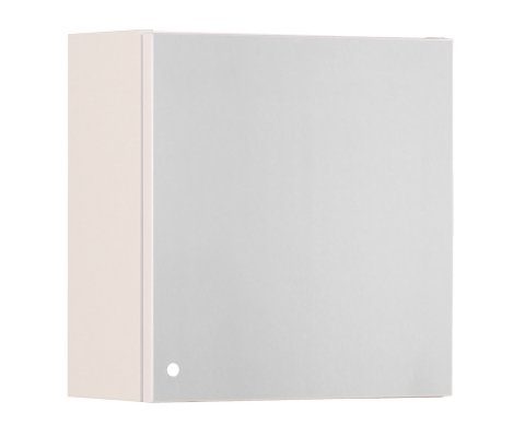 luxy ii high gloss white bathroom cube wall cabinet with mirror