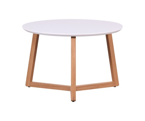Marina Coffee Table White Matt