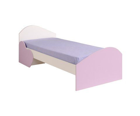 Mila Twin Bed with Underbed Drawer (Mattress included)
