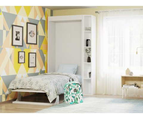 Bellezza Piccola - Twin Wall Bed