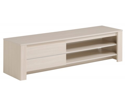 Nolita Shade Ash TV Stand / Unit with Drawers