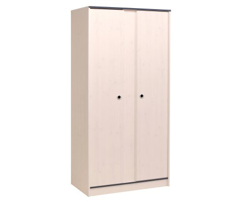 Smoozy 2 Door Wardrobe