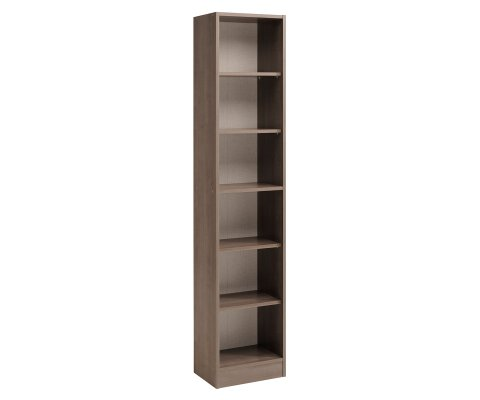 Sophia Tall Open Shelves Bookcase