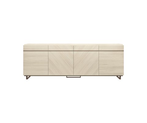 Perla 4 Door Buffet