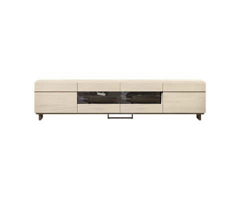 Perla TV Unit with 4 Door