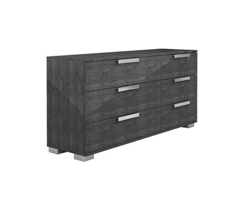 Sarah 6 Drawers Double Dresser