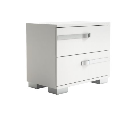 Volare 2 Drawers Night Table