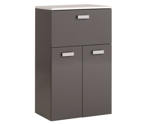 Studio II Bathroom Wall Cabinet Storage with 1 Drawer