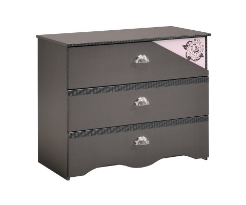 Tatoo 3 Drawer Chest