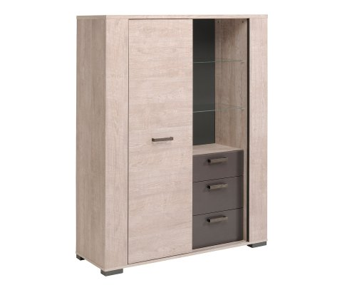 Travis Sliding Door Cabinet